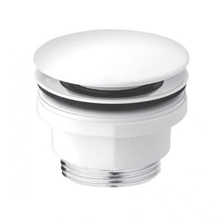Vedo Uno Korek umywalkowy klik-klak, biały VSY4000BI