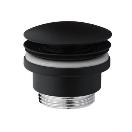 Vedo Uno Korek Klik-Klak do umywalki czarny mat VSY4000CZ