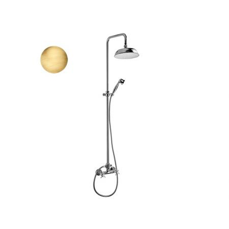 Vedo Victorian Zestaw prysznicowy z deszczownicą, brąz antyczny 15311VBR