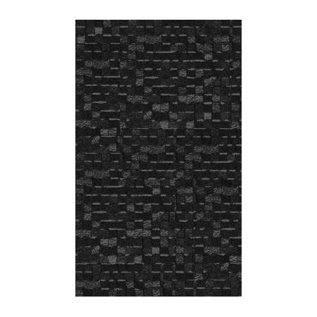 Venis Cubica Negro Mozaika ścienna 20x33,3 cm, czarna V1239856/100125447