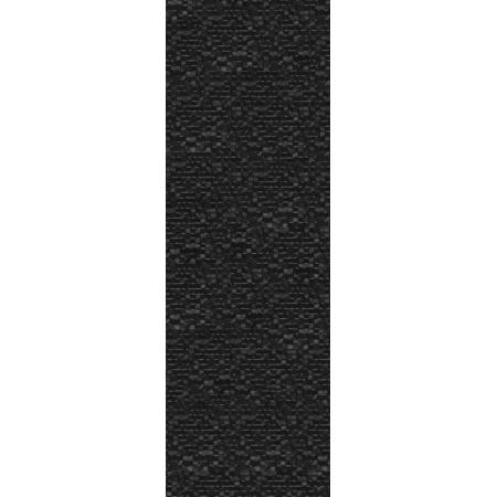 Venis Cubica Negro Płytka ścienna 33,3x100 cm, czarna V1440107/100151464