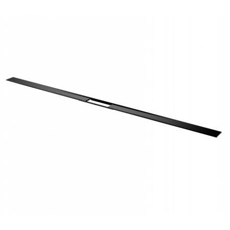 Viega Advantix Cleviva Odpływ liniowy 120 cm czarny szczotkowany 794347