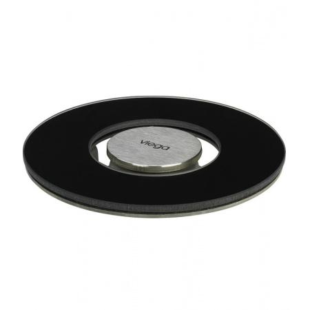 Viega Advantix Visign RS15 Ruszt szklany/czarny 4976.31/617 189
