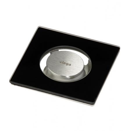 Viega Advantix Visign RS5 Ruszt szklany/czarny 4976.11/617 141