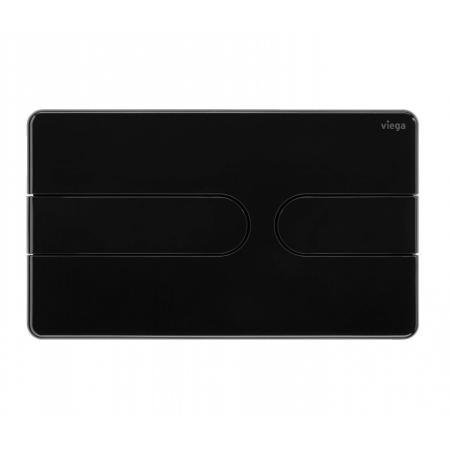 Viega Prevista Visign for Style 23 Przycisk spłukujący WC czarny 773175