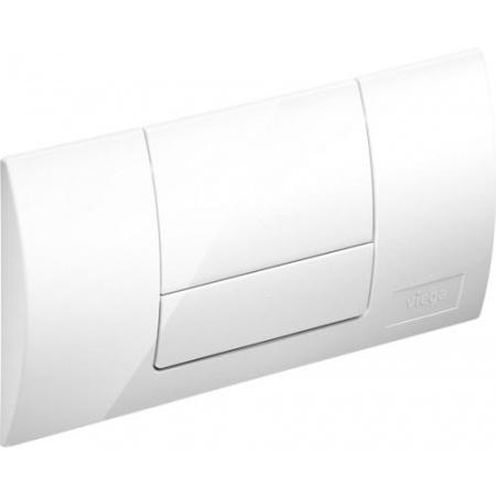 Viega Standard Płytka uruchamiająca do WC, biały alpejski 8180.1 / 449 001