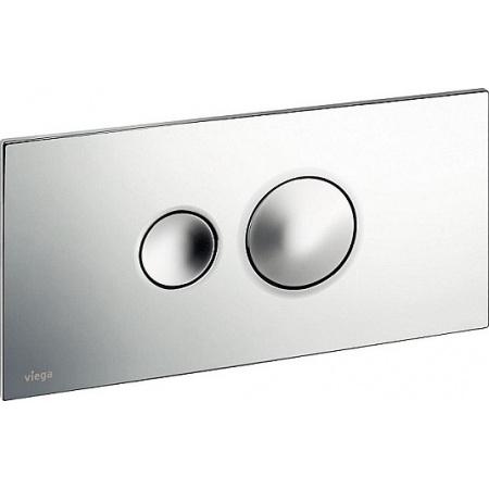 Viega Visign for Style 10 Płytka uruchamiająca do WC, chrom 8315.1 / 596 323