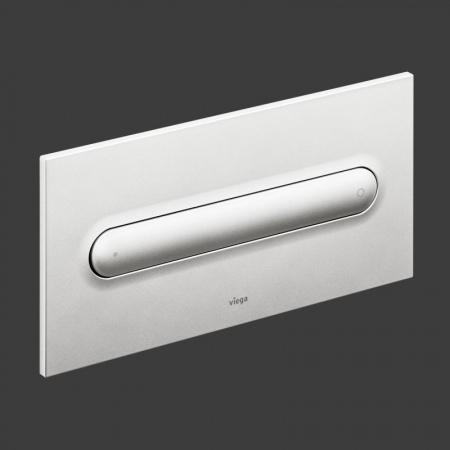 Viega Visign for Style 11 Płytka uruchamiająca do WC, szlechetny matowy 8331.1 / 597 139