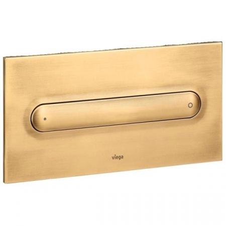 Viega Visign for Style 11 Płytka uruchamiająca do WC, złocony 8331.1 / 597 184
