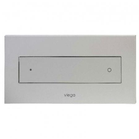 Viega Visign for Style 12 Płytka uruchamiająca do WC, szlachetny matowy 8332.1 / 597 276