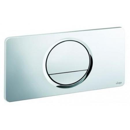 Viega Visign for Style 13 Płytka uruchamiająca do WC, biały alpejski 8332.4 / 654 498