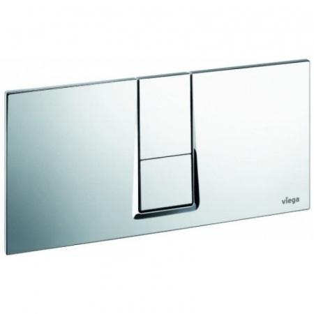 Viega Visign for Style 14 Płytka uruchamiająca do WC, chrom 8334.1 / 654 696
