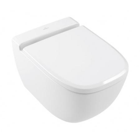 Villeroy & Boch Antheus Toaleta WC podwieszana 56x37,5 cm bez kołnierza wewnętrznego, biała 4608R0