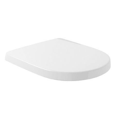 Villeroy & Boch Architectura Deska sedesowa zwykła, biała Weiss Alpin 9M836101