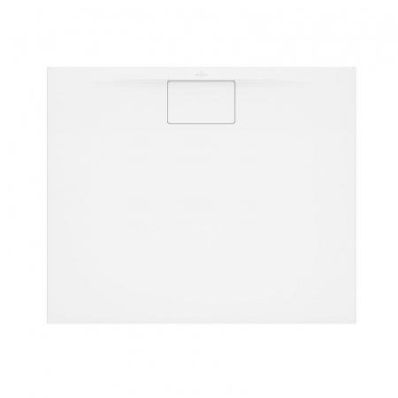 Villeroy & Boch Architectura MetalRim Brodzik prostokątny 100x75x1,5 cm z akrylu, biały Weiss Alpin UDA1075ARA215V-01