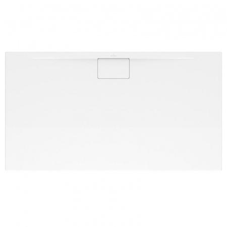 Villeroy & Boch Architectura MetalRim Brodzik prostokątny 160x90x4,8 cm z akrylu, biały Weiss Alpin UDA1690ARA248V-01