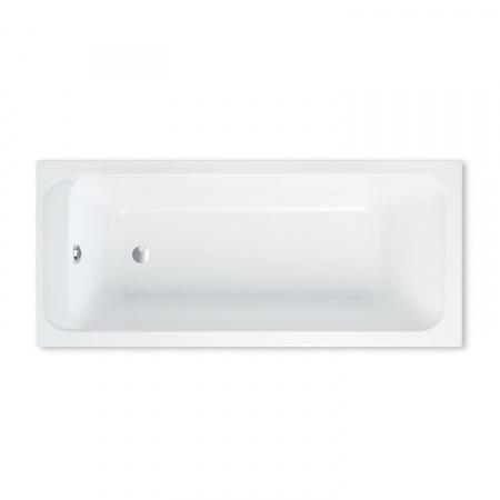 Villeroy & Boch Architectura Solo Wanna prostokątna 160x70 cm, biała Weiss Alpin UBA167ARA2V-01