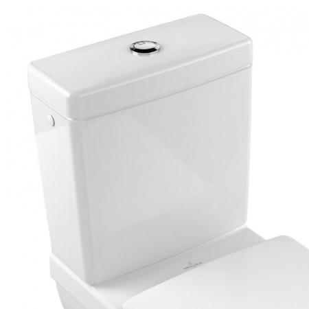 Villeroy & Boch Architectura Spłuczka WC, biała Weiss Alpin 5787G101