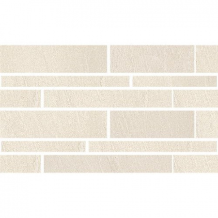 Villeroy & Boch Aspen Dekor mozaika 30x50 cm rektyfikowany VilbostonePlus, kremowo-biały Creme-White 2917VQ1R