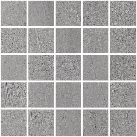 Villeroy & Boch Aspen Mozaika 5x5 cm rektyfikowana VilbostonePlus, jasnoszara Light Grey 2700VQ6M