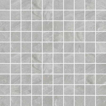 Villeroy & Boch Astoria Mozaika 3,5x3,5 cm rektyfikowana VilbostonePlus, jasnoszara Light Grey 2032JR10