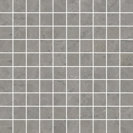 Villeroy & Boch Astoria Mozaika 3,5x3,5 cm rektyfikowana VilbostonePlus, szara Grey 2032JR60