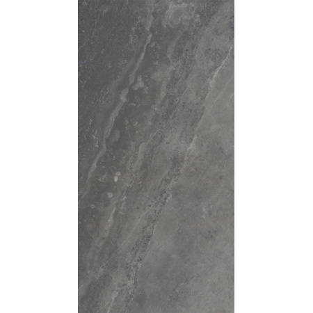 Villeroy & Boch Astoria Płytka ścienna 37,5x75 cm rektyfikowana VilbostonePlus, ciemnoszara Dark Grey 2355JR9L
