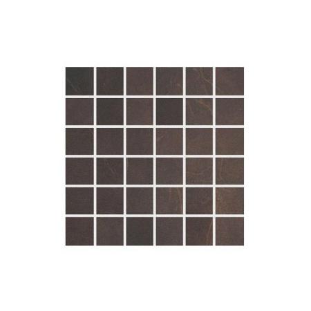 Villeroy & Boch Avalon Mozaika 5x5 cm rektyfikowana Vilbostoneplus, kawowa espresso 2029LM8L
