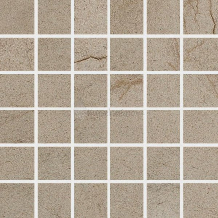 Villeroy & Boch Avalon Mozaika 5x5 cm rektyfikowana Vilbostoneplus, szarobeżowa greige 2029LM7L