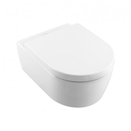 Villeroy & Boch Avento Toaleta WC podwieszana 53x37 cm DirectFlush bez kołnierza, biała 5656R001