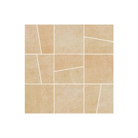 Villeroy & Boch Bernina Dekor mozaika 30x30 cm rektyfikowany VilbostonePlus, beżowy beige 2415RT1M