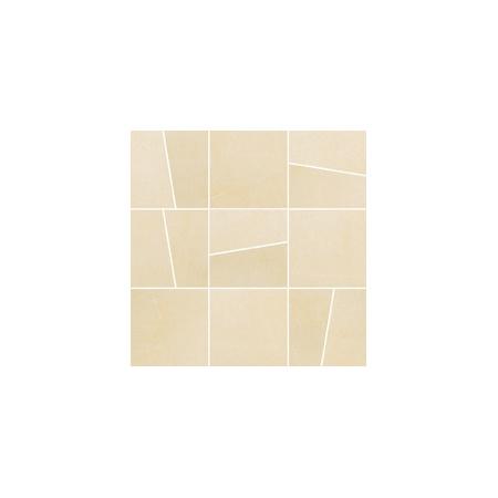 Villeroy & Boch Bernina Dekor mozaika 30x30 cm rektyfikowany VilbostonePlus, kremowy creme 2415RT4M