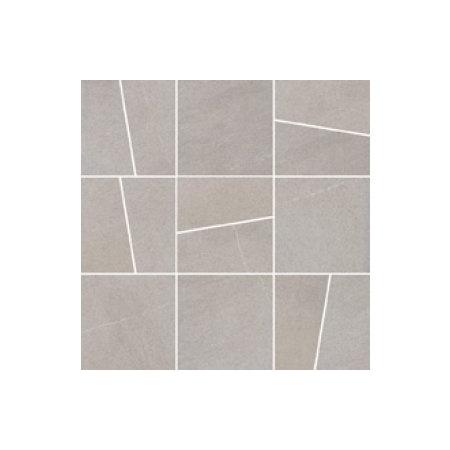 Villeroy & Boch Bernina Dekor mozaika 30x30 cm rektyfikowany VilbostonePlus, szary grey 2415RT5M
