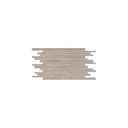Villeroy & Boch Bernina Dekor mozaika 30x50 cm rektyfikowany VilbostonePlus, szarobeżowy greige 2650RT7M