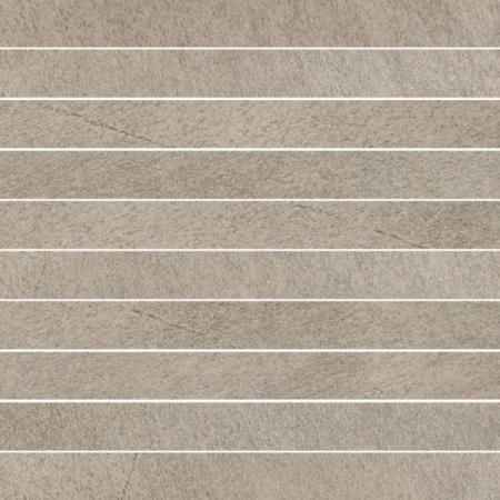 Villeroy & Boch Bernina Dekor mozaika 3x30 cm rektyfikowany VilbostonePlus, szarobeżowy greige 2386RT7M