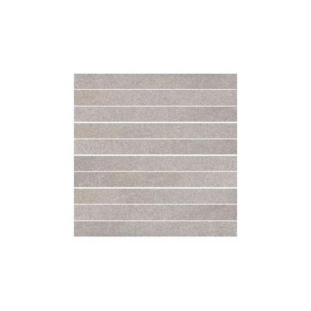 Villeroy & Boch Bernina Dekor mozaika 3x30 cm rektyfikowany VilbostonePlus, szary grey 2386RT5M