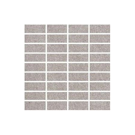 Villeroy & Boch Bernina Mozaika 3,3x7,5 cm rektyfikowana VilbostonePlus, szara grey 2411RT5M