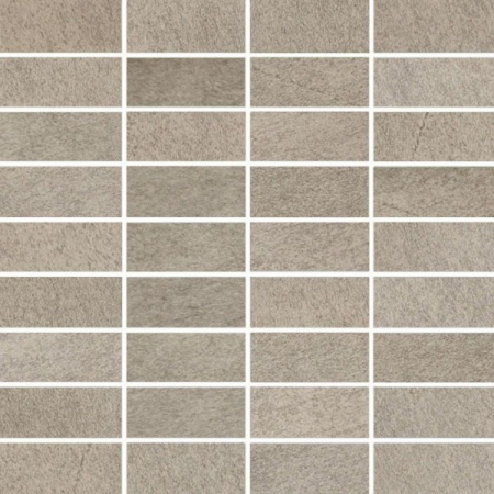Villeroy & Boch Bernina Mozaika 3,3x7,5 cm rektyfikowana VilbostonePlus, szarobeżowa greige 2411RT7M