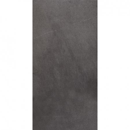 Villeroy & Boch Bernina Płytka ścienna 30x60 cm rektyfikowana VilbostonePlus, antracytowa anthracite 2394RT2L