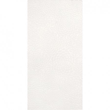 Villeroy & Boch BiancoNero Dekor 30x60 cm rektyfikowany Ceramicplus, biały white 1581BW01