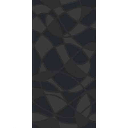 Villeroy & Boch BiancoNero Dekor 30x60 cm rektyfikowany Ceramicplus, czarny black 1581BW98