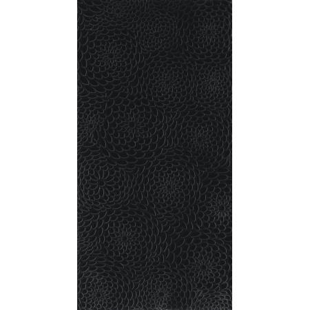 Villeroy & Boch BiancoNero Dekor 30x60 cm rektyfikowany, czarny black 1581BW91
