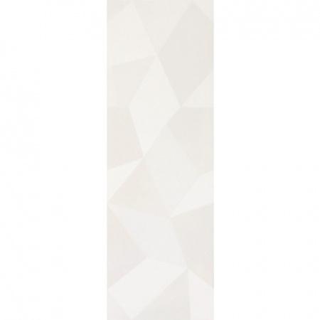 Villeroy & Boch BiancoNero Dekor 30x90 cm rektyfikowany, biały white 1310BW02