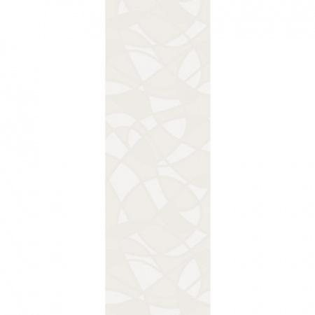Villeroy & Boch BiancoNero Dekor 30x90 cm rektyfikowany, biały white 1310BW08