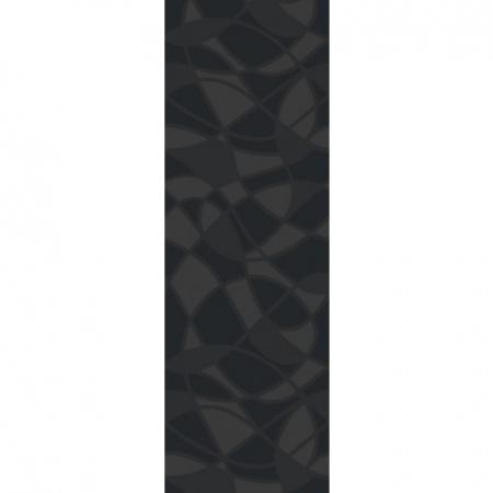 Villeroy & Boch BiancoNero Dekor 30x90 cm rektyfikowany Ceramicplus, czarny black 1310BW98