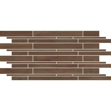 Villeroy & Boch Boisee Dekor podłogowy 30x50 cm rektyfikowany Vilbostoneplus, brązowy walnut brown 2669BI80
