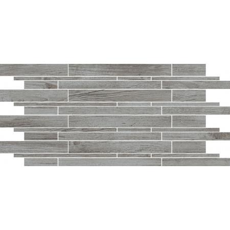 Villeroy & Boch Boisee Dekor podłogowy 30x50 cm rektyfikowany Vilbostoneplus, szary grey 2669BI60