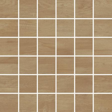 Villeroy & Boch Boisee Mozaika podłogowa 5x5 cm rektyfikowana Vilbostoneplus, beżowa nature beige 2031BI20