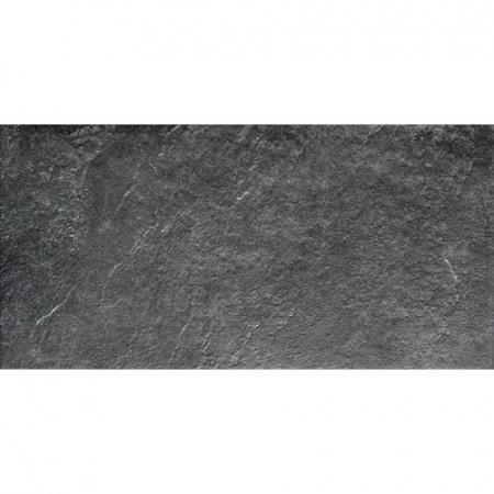 Villeroy & Boch Boulder Country Płytka ścienna Vilbostoneplus, czarna black 2319CH91