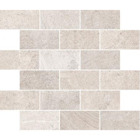 Villeroy & Boch Cadiz Płytka podłogowa 5x10 cm rektyfikowana Vilbostoneplus, biała white 2037BU0M